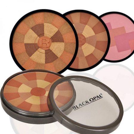 Black Opal Color Fusion Mosaic Golden Bronzer 0.35oz-0
