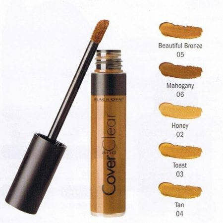 Black Opal Cover & Clear Concealer - Tan-0