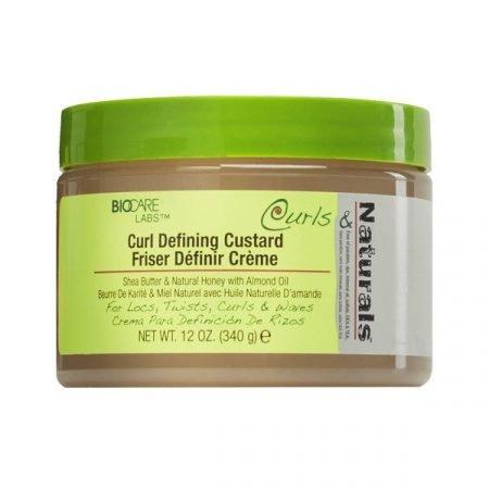 Curls & Naturals Curl Defining Custard-0