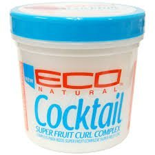 Eco Cocktail Smoothing & Moisture Recovery Curl & Style Creme (Medium)-0