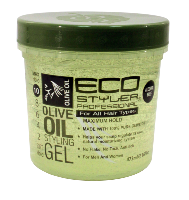 Eco Styler Olive Oil Styling Gel 24oz-1488