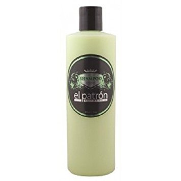 El Patron Aloe Vera & Eucalyptus Shampoo-0