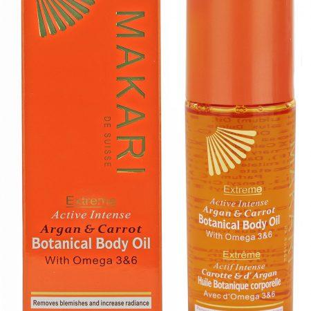Makari Extreme Argan & Carrot Botanical Body Oil-0