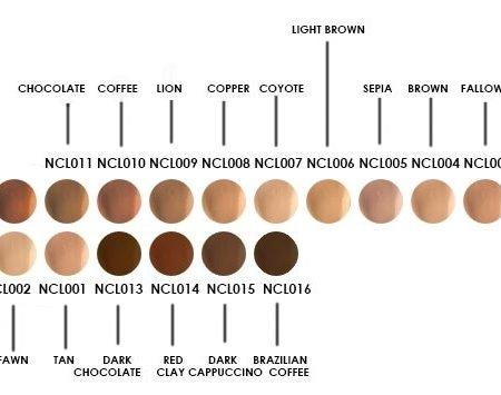 Nicka K HD Concealer - Brown-0