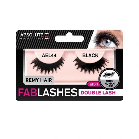 Absolute New York Remy Hair Double Lash Fablashes- AEL 44-0