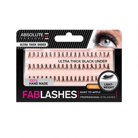 Absolute New York Ultra Thick Black Under Fablashes- AEL 51-0