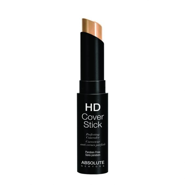 Absolute New York Perfecting Concealer HD Cover Stick - Apricot Beige-0