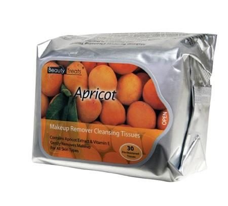 Beauty Treats - Makeup Remover Cleansing Tissues (Apricot)-0