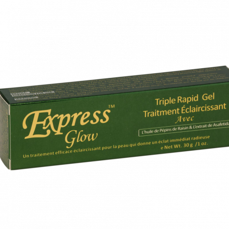 Express Glow Triple Fast Lightening Treatment Gel 1oz-0