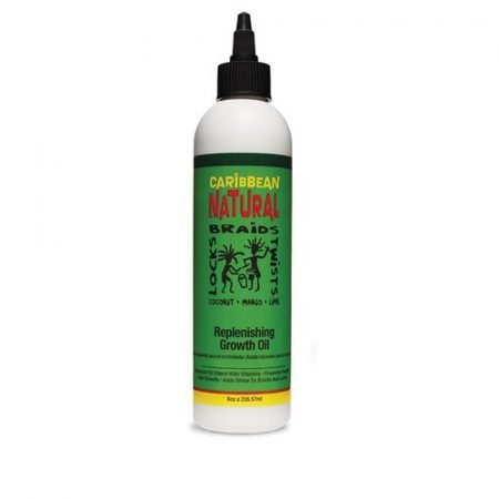 CARIBBEAN NATURAL REPLENISHING GROWTH OIL-0