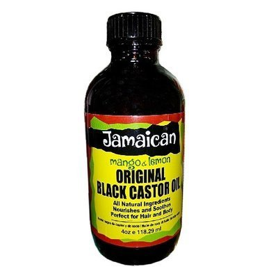Kuddy Cosmetics Jamaican Black Castor Oil - 4oz-0