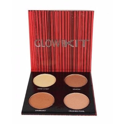 Kuddy Cosmetics Glow Gleam Kit - Omolewa-0