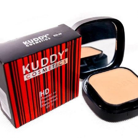Kuddy Cosmetics Kuddy Hd Powder ++Foundation Matte Finish Spf 20 KD-30-0