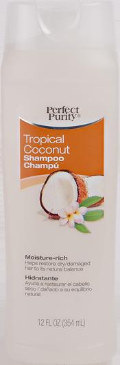 Perfect Purity Tropical Coconut Shampoo-0