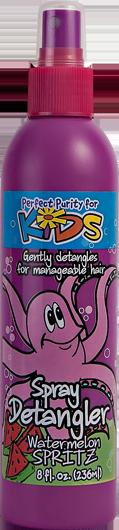 Perfect Purity for Kids Watermelon Blast Spray Detangler-0