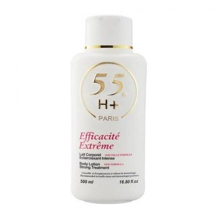55H+ Efficacite Extreme Body Lotion 16.8 oz-0