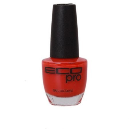 Eco Pro Nail Polish - Fire Engine-0