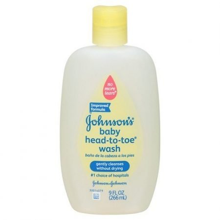Johnson Baby Head To Toe Wash 828ml-0