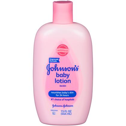 JOHNSON'S® baby lotion-0