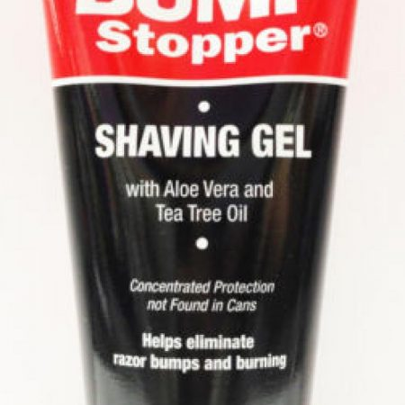 Bump Stopper Shaving Gel with Aloe Vera & Tea Tree Oil-0