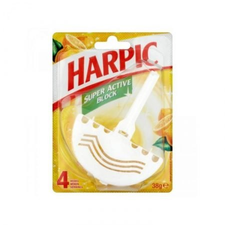 Harpic Super Active Block - Yellow-0