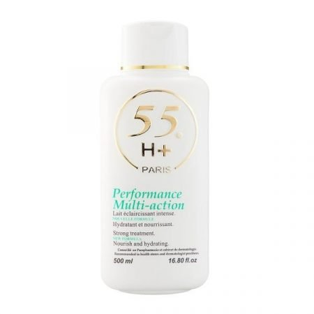 55H+ PERFORMANCE MULTI-ACTION BODY LOTION - 16.8OZ -0