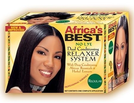 Africa's Best No-Lye Relaxer System (Regular)-0
