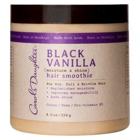 CAROL'S DAUGHTER BLACK VANILLA MOISTURE & SHINE HAIR SMOOTHIE 8OZ-0