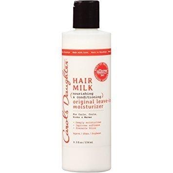 Carol's Daughter Hair Milk Original Leave-In Moisturizer, 8 fl oz -0