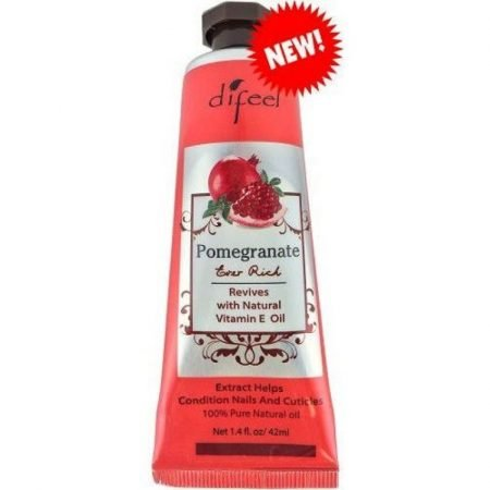 Difeel Hand Cream - Pomegranate 42ml-0