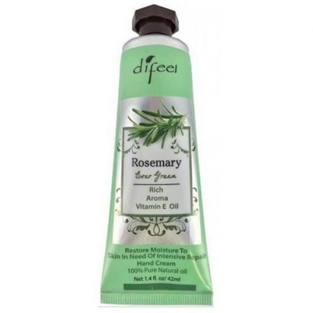 Difeel Hand Cream - Rosemary 42ml-0