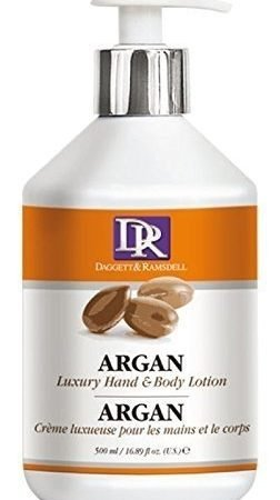 DAGGETT & RAMSDELL ARGAN LUXURY HAND & BODY LOTION - 16.89OZ-0