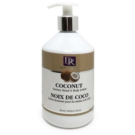DAGGETT & RAMSDELL COCONUT LUXURY HAND & BODY LOTION - 16.89OZ-0