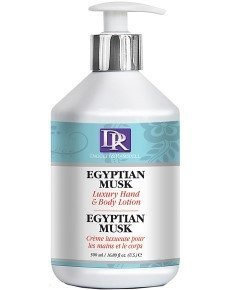 DAGGETT & RAMSDELL EGYPTIAN MUSK LUXURY HAND & BODY LOTION - 16.89OZ-0