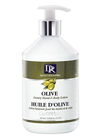 DAGGETT & RAMSDELL OLIVE LUXURY HAND & BODY LOTION - 500ml-0
