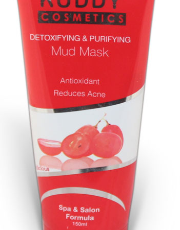 Kuddy Cosmetics Detoxifying And Purifying Mud Mask 150ml-0