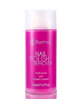FLORMAR NAIL POLISH REMOVER Orchid Complex 125ml-0