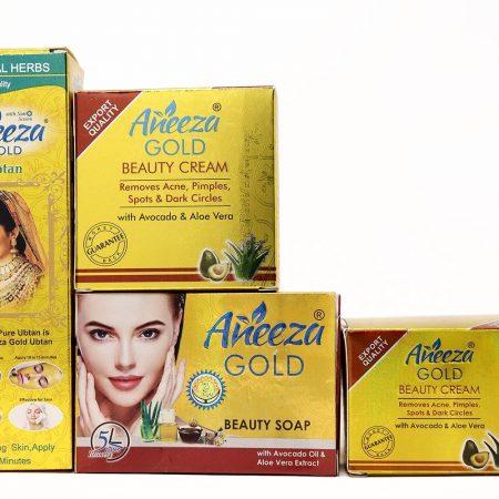 ANEEZA GOLD BUNDLE -0