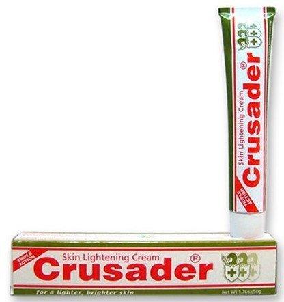 CRUSADER Skin Lightening Cream Regular Formula 1.76 oz -0