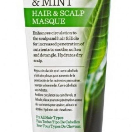 Hi Pro Pac Tea Tree And Mint Hair And Scalp Masque 8 Fl.oz-0