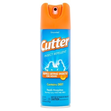 Cutter Unscented Insect Repellent- 170g-0